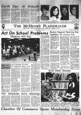 McHenry Plaindealer (McHenry, IL), 24 Apr 1970
