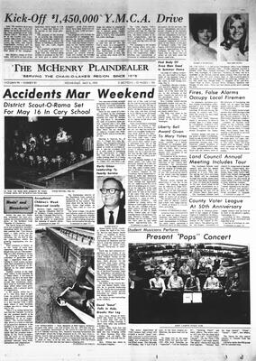 McHenry Plaindealer (McHenry, IL), 6 May 1970