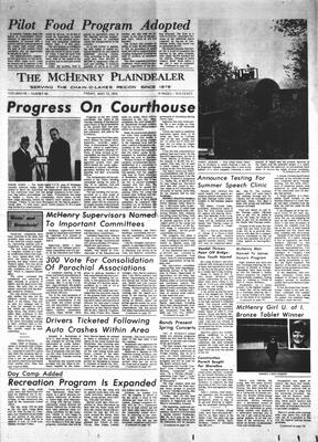 McHenry Plaindealer (McHenry, IL), 15 May 1970