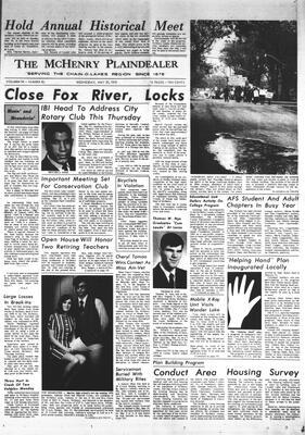 McHenry Plaindealer (McHenry, IL), 20 May 1970