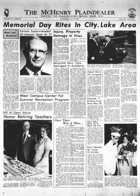 McHenry Plaindealer (McHenry, IL), 27 May 1970