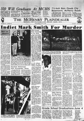 McHenry Plaindealer (McHenry, IL), 3 Jun 1970