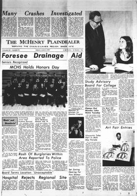 McHenry Plaindealer (McHenry, IL), 5 Jun 1970