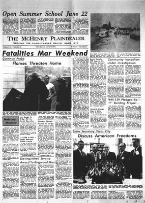 McHenry Plaindealer (McHenry, IL), 17 Jun 1970
