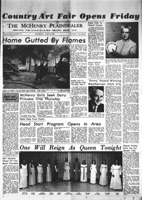 McHenry Plaindealer (McHenry, IL), 24 Jun 1970