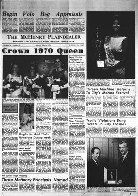 McHenry Plaindealer (McHenry, IL), 26 Jun 1970