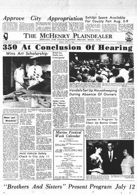 McHenry Plaindealer (McHenry, IL), 10 Jul 1970