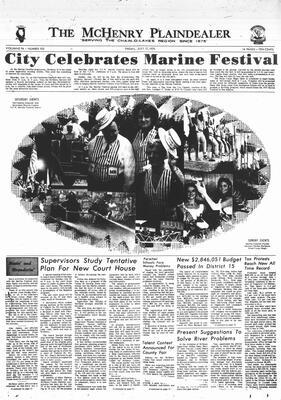 McHenry Plaindealer (McHenry, IL), 17 Jul 1970