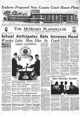 McHenry Plaindealer (McHenry, IL), 24 Jul 1970