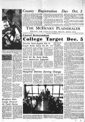 McHenry Plaindealer (McHenry, IL), 30 Sep 1970