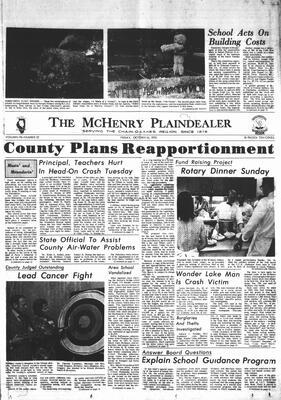 McHenry Plaindealer (McHenry, IL), 16 Oct 1970
