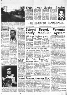 McHenry Plaindealer (McHenry, IL), 11 Nov 1970