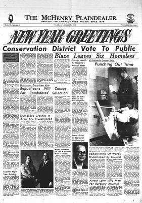 McHenry Plaindealer (McHenry, IL), 31 Dec 1970