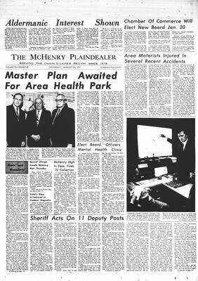 McHenry Plaindealer (McHenry, IL), 20 Jan 1971