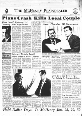 McHenry Plaindealer (McHenry, IL), 27 Jan 1971