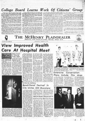 McHenry Plaindealer (McHenry, IL), 3 Feb 1971