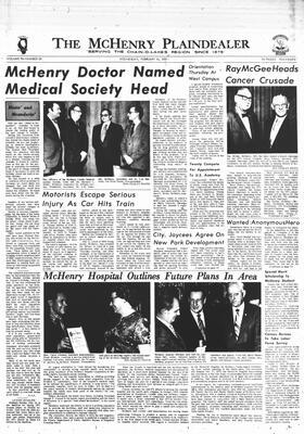 McHenry Plaindealer (McHenry, IL), 10 Feb 1971