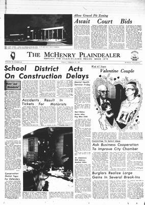 McHenry Plaindealer (McHenry, IL), 12 Feb 1971