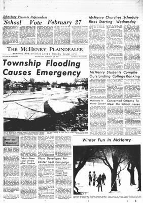 McHenry Plaindealer (McHenry, IL), 24 Feb 1971