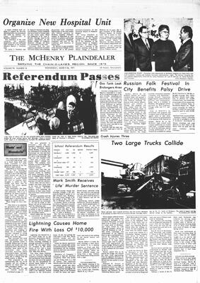 McHenry Plaindealer (McHenry, IL), 24 Mar 1971