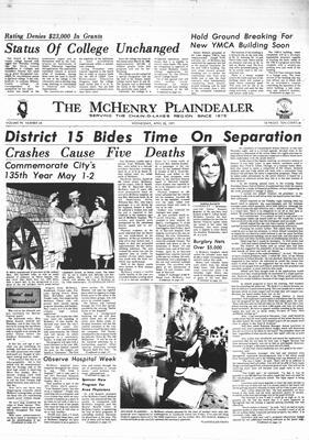 McHenry Plaindealer (McHenry, IL), 28 Apr 1971