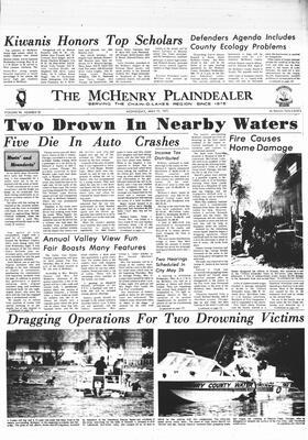 McHenry Plaindealer (McHenry, IL), 19 May 1971