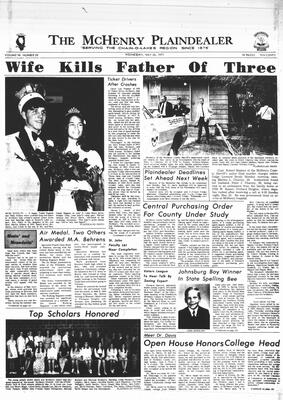 McHenry Plaindealer (McHenry, IL), 26 May 1971
