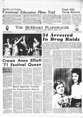 McHenry Plaindealer (McHenry, IL), 18 Jun 1971