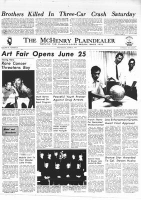 McHenry Plaindealer (McHenry, IL), 23 Jun 1971