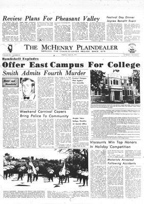 McHenry Plaindealer (McHenry, IL), 9 Jul 1971