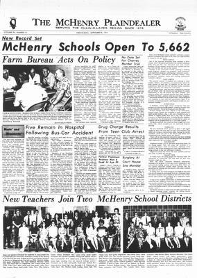 McHenry Plaindealer (McHenry, IL), 8 Sep 1971