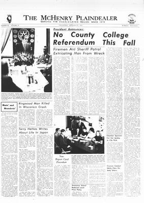 McHenry Plaindealer (McHenry, IL), 29 Sep 1971