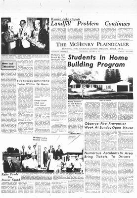 McHenry Plaindealer (McHenry, IL), 6 Oct 1971