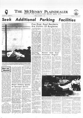 McHenry Plaindealer (McHenry, IL), 1 Oct 1971