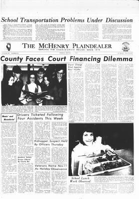 McHenry Plaindealer (McHenry, IL), 15 Oct 1971