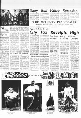McHenry Plaindealer (McHenry, IL), 29 Oct 1971