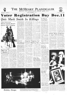 McHenry Plaindealer (McHenry, IL), 10 Dec 1971