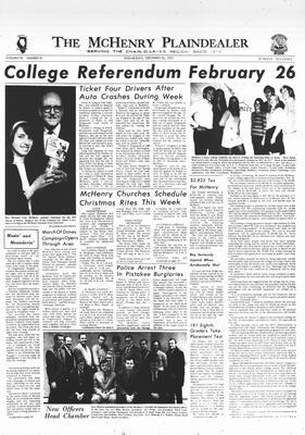 McHenry Plaindealer (McHenry, IL), 22 Dec 1971