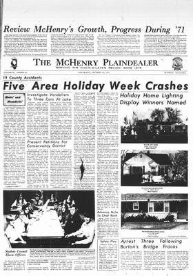 McHenry Plaindealer (McHenry, IL), 29 Dec 1971