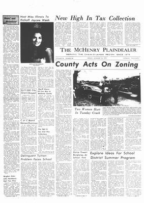 McHenry Plaindealer (McHenry, IL), 14 Jan 1972