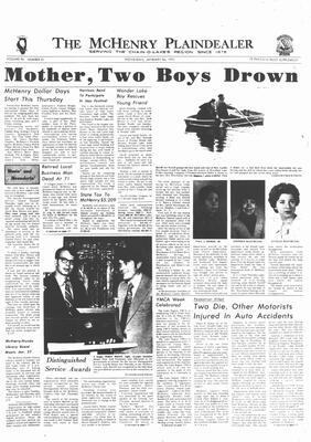McHenry Plaindealer (McHenry, IL), 26 Jan 1972