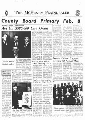 McHenry Plaindealer (McHenry, IL), 4 Feb 1972