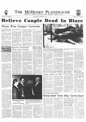 McHenry Plaindealer (McHenry, IL), 9 Feb 1972