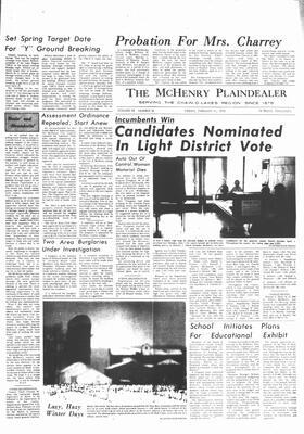 McHenry Plaindealer (McHenry, IL), 11 Feb 1972