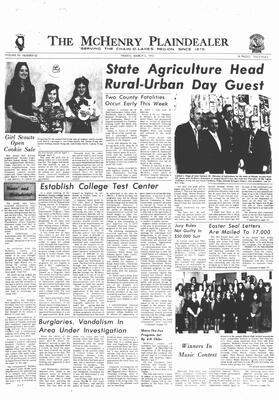 McHenry Plaindealer (McHenry, IL), 3 Mar 1972