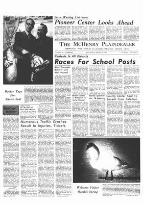 McHenry Plaindealer (McHenry, IL), 22 Mar 1972
