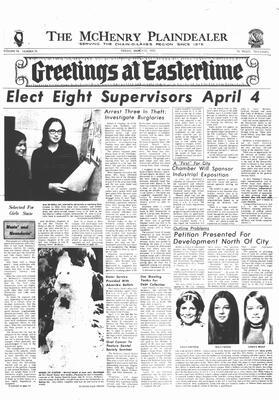 McHenry Plaindealer (McHenry, IL), 31 Mar 1972