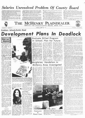 McHenry Plaindealer (McHenry, IL), 14 Apr 1972