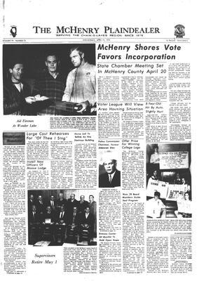 McHenry Plaindealer (McHenry, IL), 19 Apr 1972