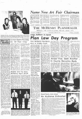 McHenry Plaindealer (McHenry, IL), 26 Apr 1972